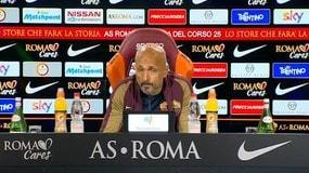 """Spalletti: """"Ultimo derby Totti? Non lo so"""""""