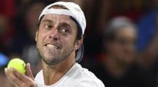 Hungarian Open, Lorenzi battuto in semifinale