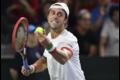 Hungarian Open: Lorenzi conquista i quarti