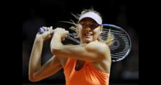 Tennis Stoccarda: Sharapova eliminata in semifinale