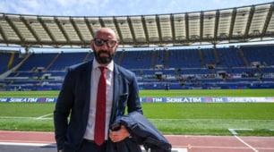 Roma-Lazio: Monchi, la prima all'Olimpico è da brividi