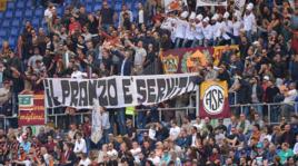 Roma-Lazio: lo spettacolo del derby sugli spalti