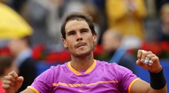 """Tennis, altra """"decima"""" per Nadal: che trionfo a Barcellona!"""