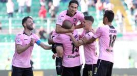 Palermo-Fiorentina 2-0: il Barbera torna a festeggiare
