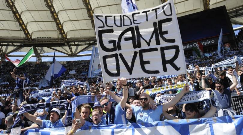 Lazio, festeggia anche Lotito: «Grazie ai tifosi, 12° uomo in campo»