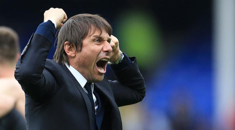 Conte vede il titolo e rilancia:«Inter? Farò grande il Chelsea»