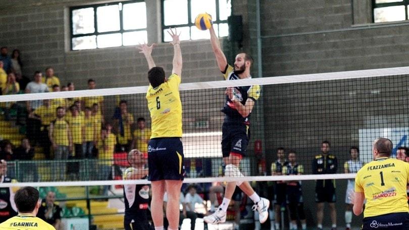 Volley: A2 Maschile, Play Off Promozione, Spoleto espugna anche Castellana
