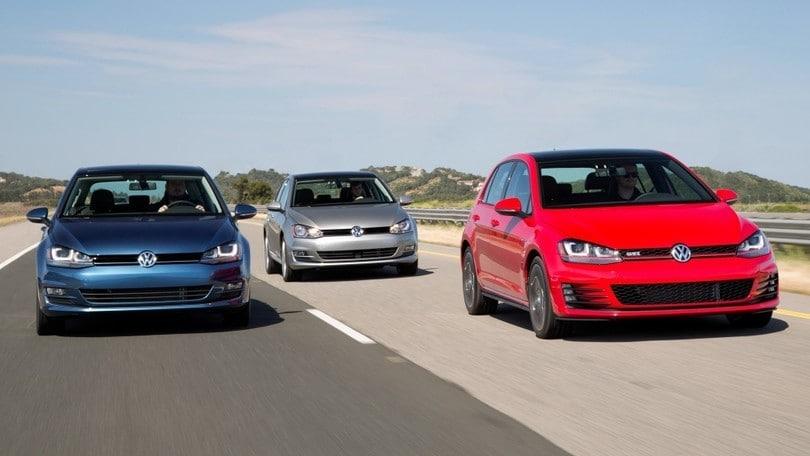 In Europa la Golf cede lo scettro alla Ford Fiesta