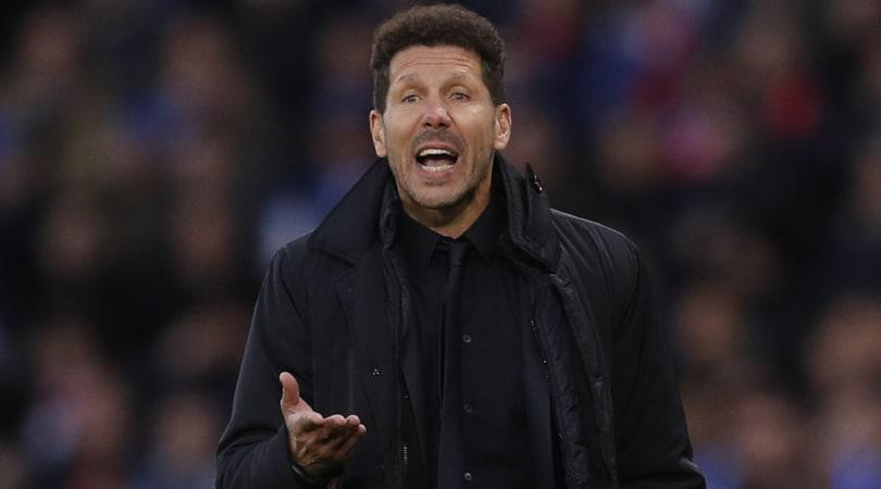Calciomercato, dalla Francia: «L'Inter fissa l'incontro con Simeone»