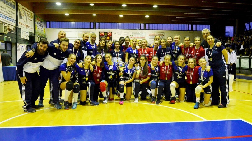 Volley: Il Volleyro' CDP è Campione Regionale Under 14