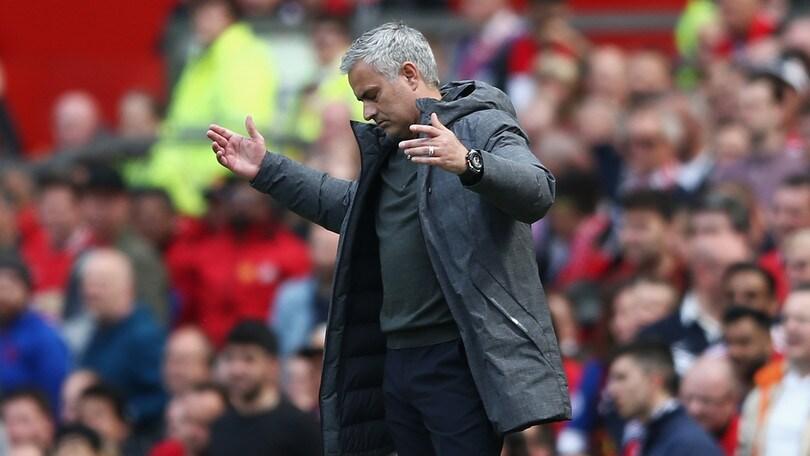 Mourinho: «Calendario impietoso, potrei schierare la Primavera». E rischia la multa