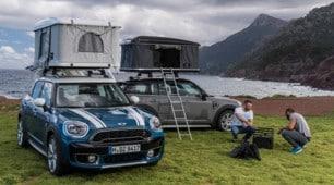 Mini AirTop, la tenda per la Countryman: foto