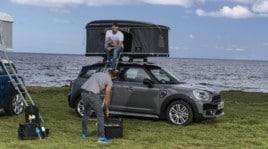 """Idee per le vacanze: il """"Mini campeggio"""" Countryman"""