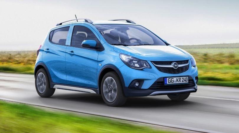 Opel Karl Rocks, l'urban Suv fa già scintille