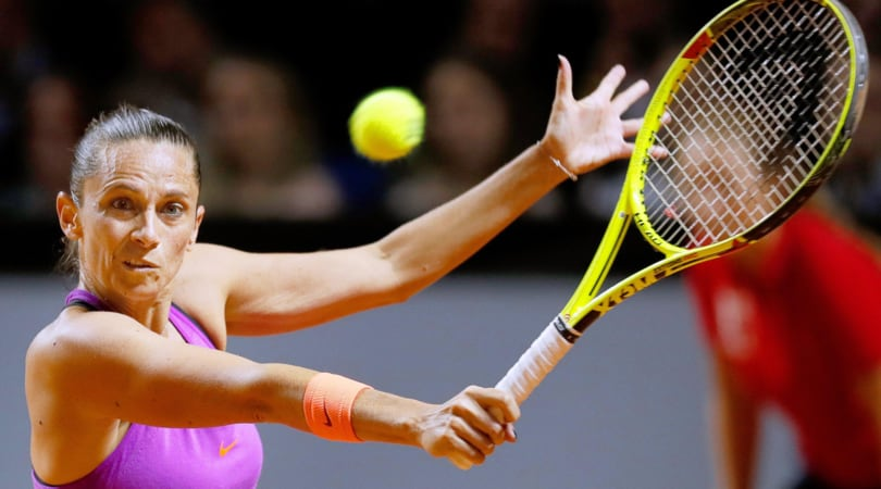 Tennis, classifica Wta: Vinci 36ª, è l'italiana migliore