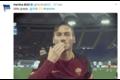 Totti, l'Hertha Berlino ti rende omaggio: «Grazie mille!»