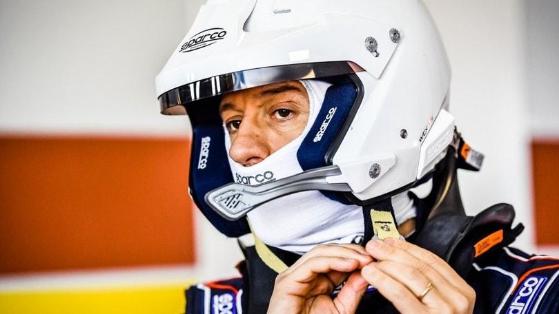 Stefano Accorsi scende in pista con la Peugeot 308 Cup
