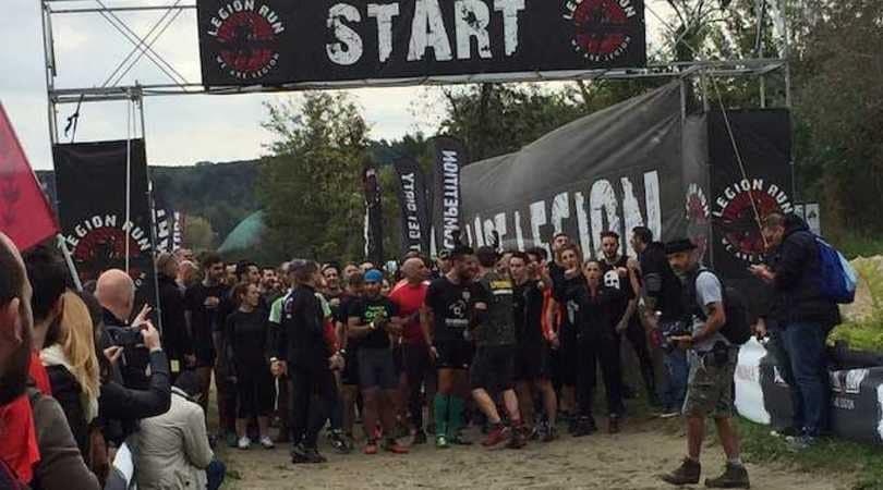 La Legion Run torna a Roma