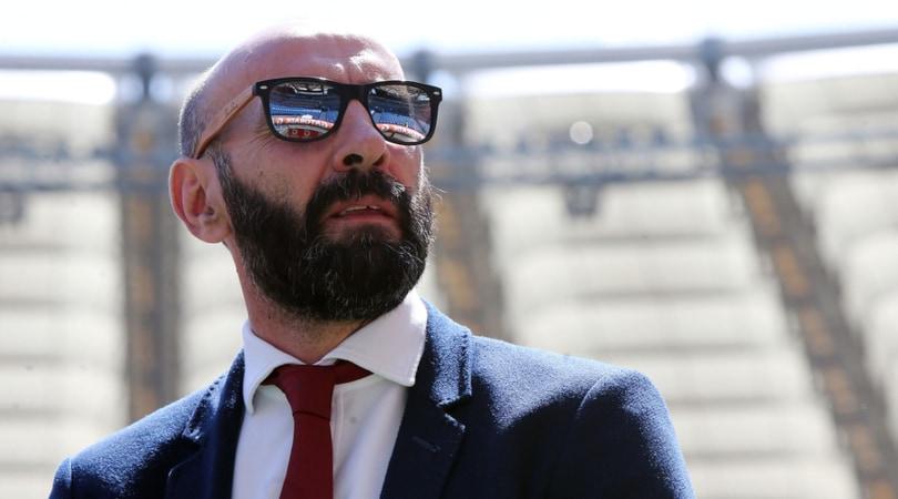 Roma, Monchi: «Conquisterò Spalletti. Il mercato? Niente colpi da 50 o 80 milioni»