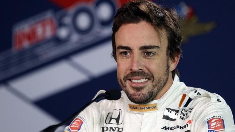 F1, Alonso a Indy: sui social due milioni di spettatori