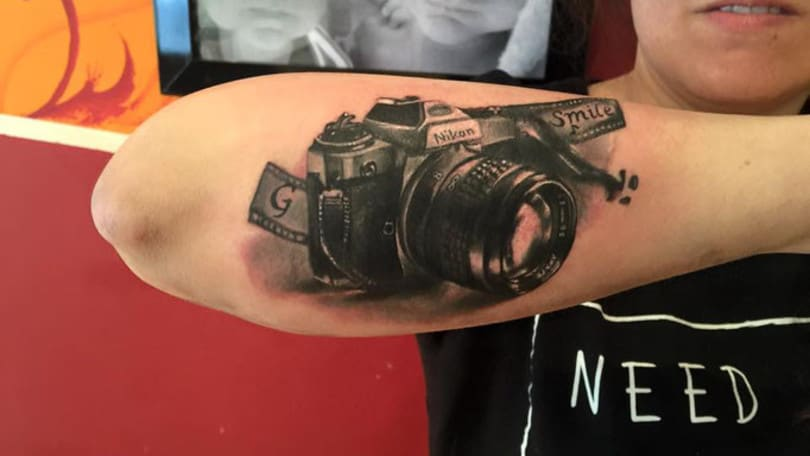 All'Eur il meglio del tattoo mondiale
