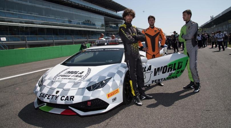 Le tute pilota di Automobili Lamborghini