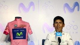 Giro d'Italia: Quintana favorito, il tris di Nibali si gioca a 6,00