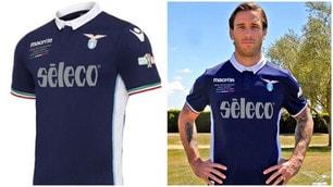 Coppa Italia, la Lazio presenta la maglia per la finale