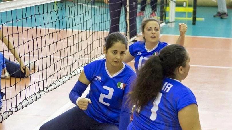Sitting Volley: nel week end storico inizio del campionato italiano
