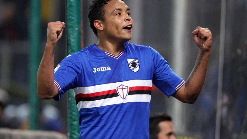 Serie A Sampdoria, primo test per Muriel, Sala e Schick