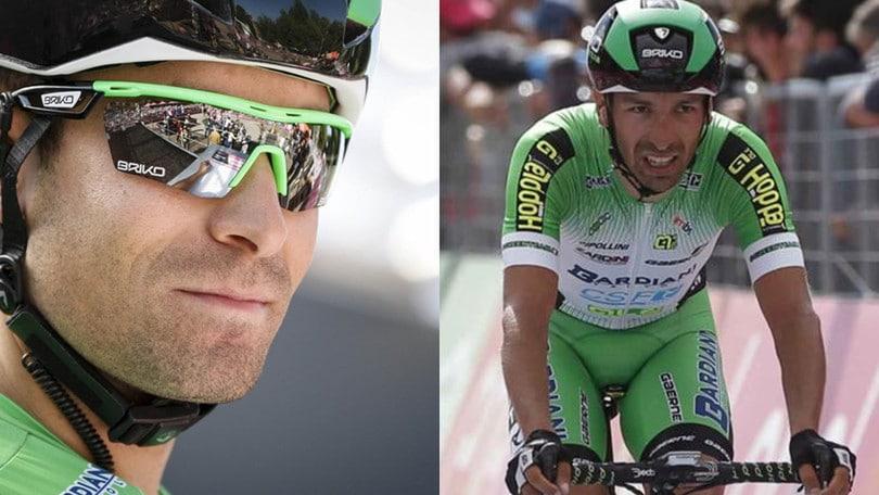Giro d'Italia, doping: positivi Pirazzi e Ruffoni