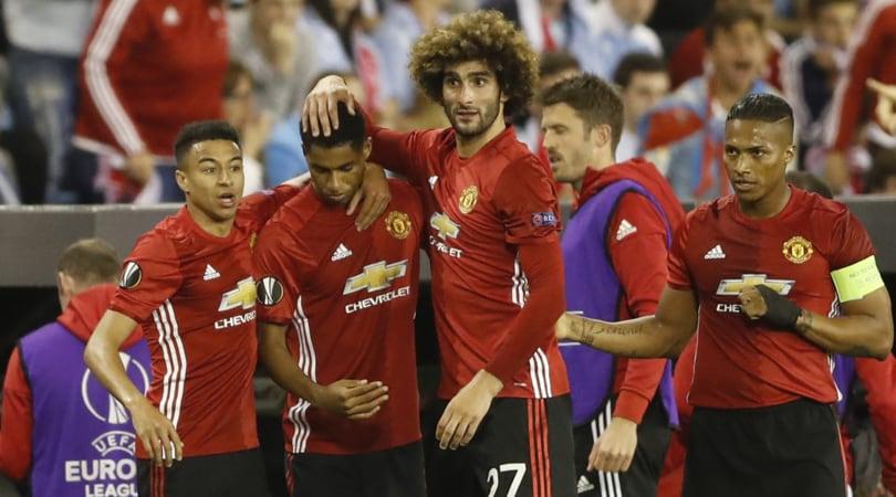 Europa League, Celta Vigo-Manchester United 0-1: magia del baby Rashford