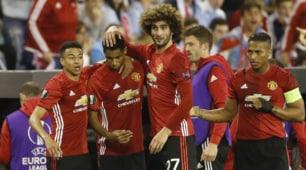 Europa League, Celta Vigo-Manchester United 0-1: ci pensa Rashford