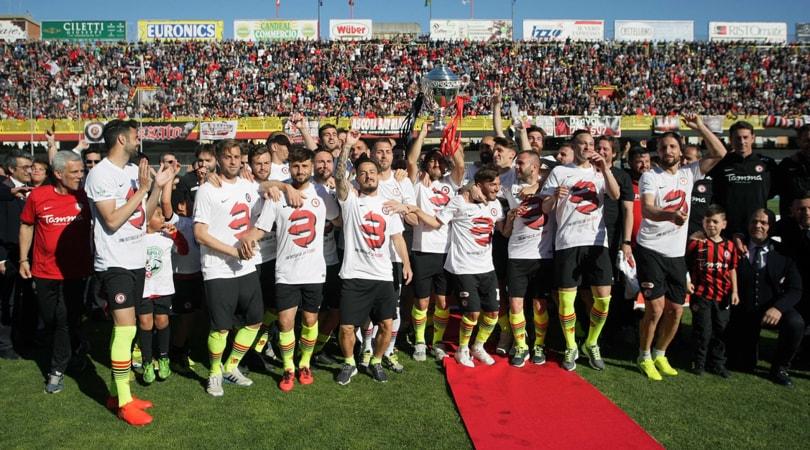Foggia calcio: addio Curci, 100% a Sannella