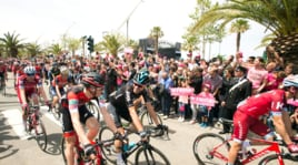 Giro d'Italia: la prima maglia rosa è Postleberger