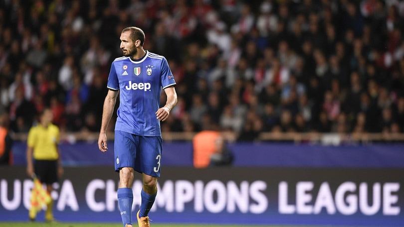 Serie A: Juve, l'«1» nel derby vale 1,48