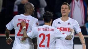 Bundesliga, Colonia-Werder Brema 4-3: quanti gol nella sfida per l'Europa