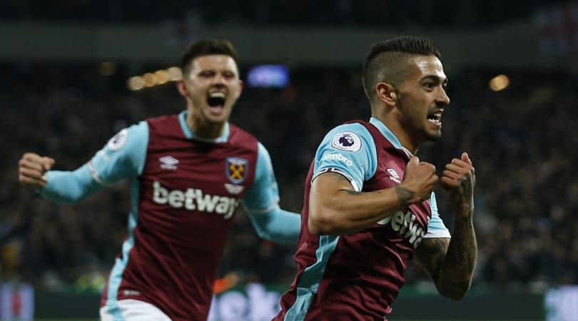 Premier League: West Ham-Tottenham 1-0, che favore a Conte!