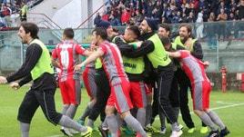 La Cremonese fa festa: è in Serie B!