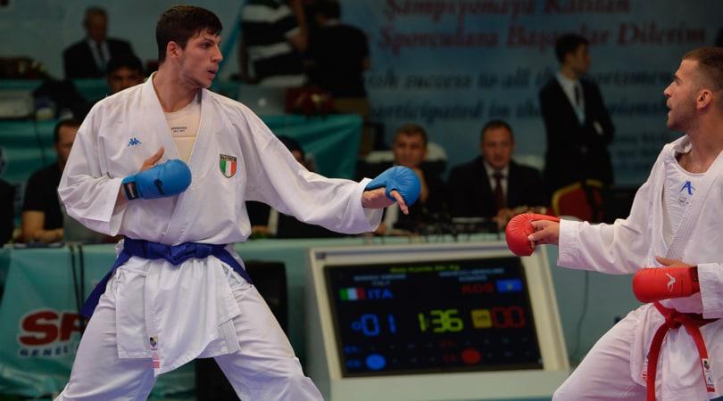 Europei di karate, per l'Italia due ori, due argenti e due bronzi