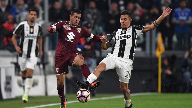 Serie A Juventus-Torino 1-1, il tabellino