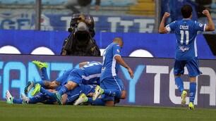 Empoli-Bologna: le istantanee del match
