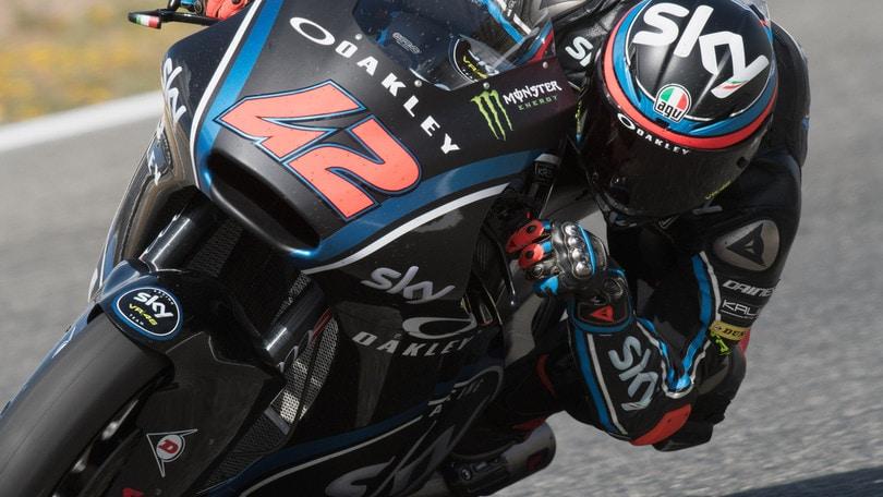 Moto2, Bagnaia: «Oggi si è avverato un sogno»