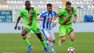 Pescara-Crotone: il match all'Adriatico