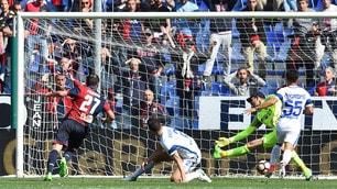 Genoa-Inter 1-0: ci pensa l'ex Pandev