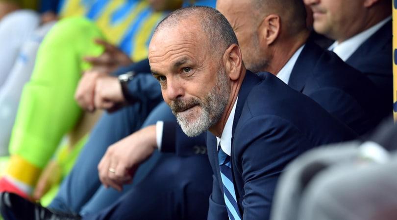 Inter, Pioli: «Non mollo. Il cambio di Icardi? Non era in giornata»
