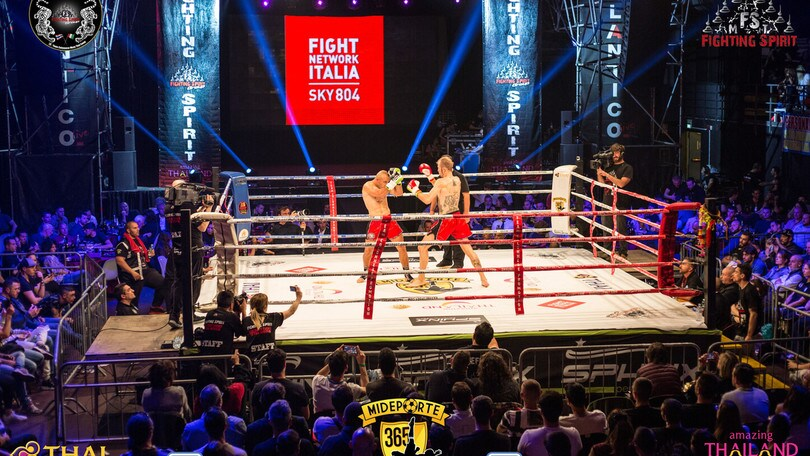 Fighting Spirit 2017, grande successo a Roma per laMuay Thai
