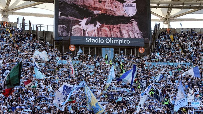 Serie A Lazio, sanzione sospesa per la Curva Nord