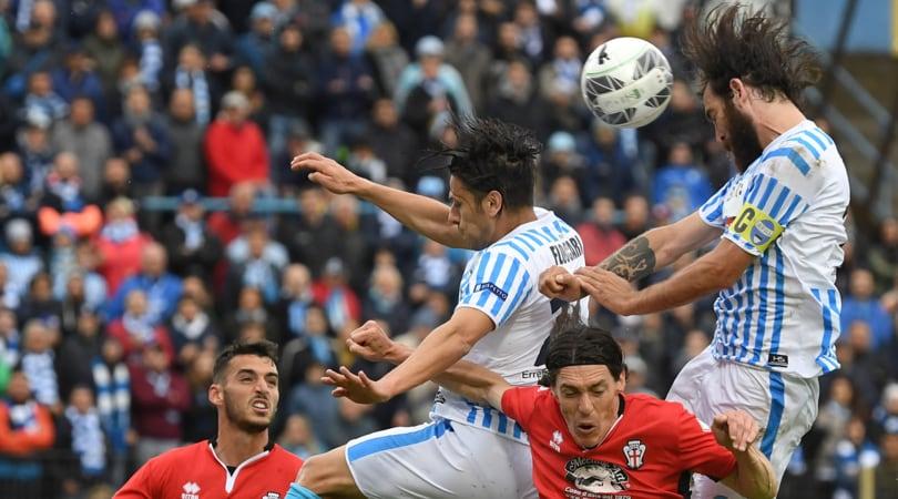 Serie B, Spal-Pro Vercelli 0-0: la festa è rinviata
