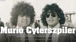 Argentina, morto Cyterszpiler: fu il primo agente di Maradona